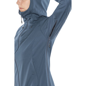 Mammut Ultimate V SO Hooded Jacket Women jay-jay melange